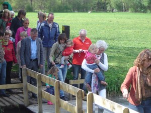 Nieuwe brug 'De Scheve Schots'